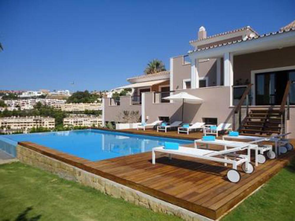Villa Lundin, Villa in Nueva Andalucia, Marbella, Spain