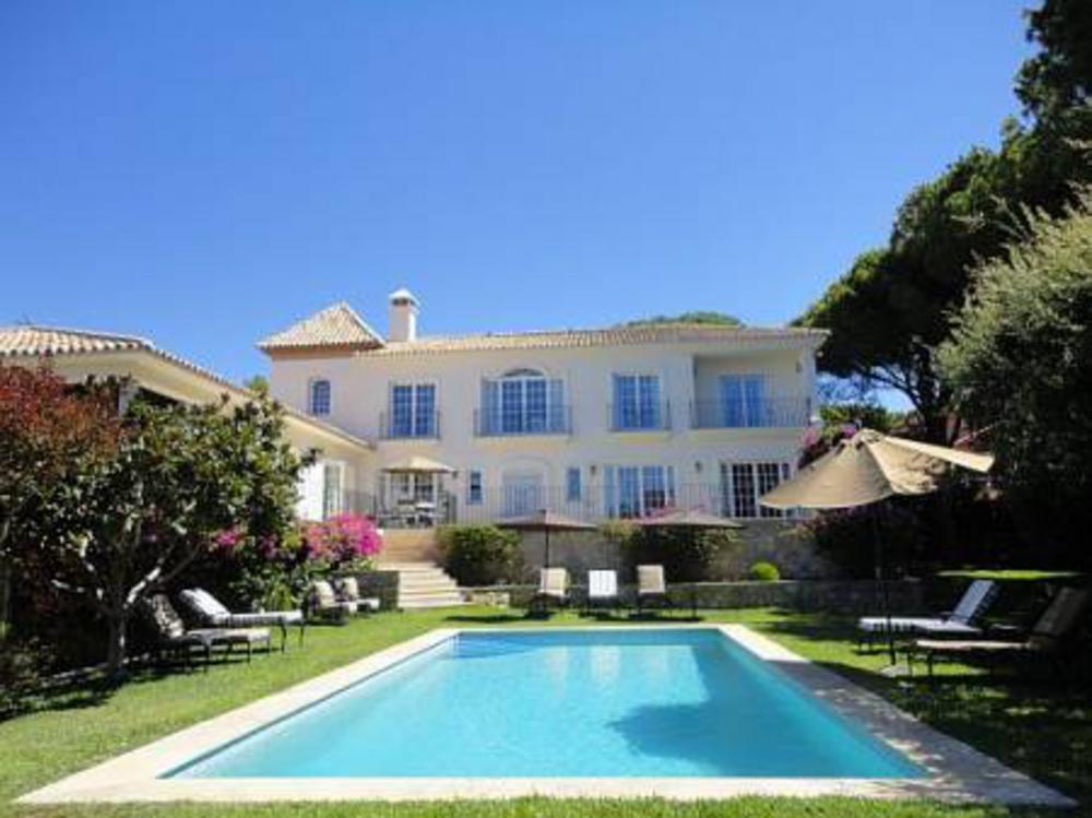 Villa Safari, Luxury Villa in Hacienda Las Chapas, Marbella, Spain