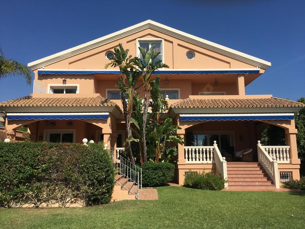 Villa Lisa, Villa in Las Chapas, Marbella, Spain
