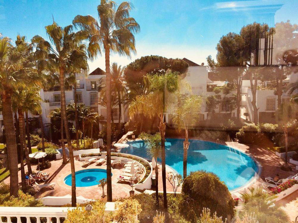 White Pearl Beach, Apartment in Elviria, Marbella, Spain