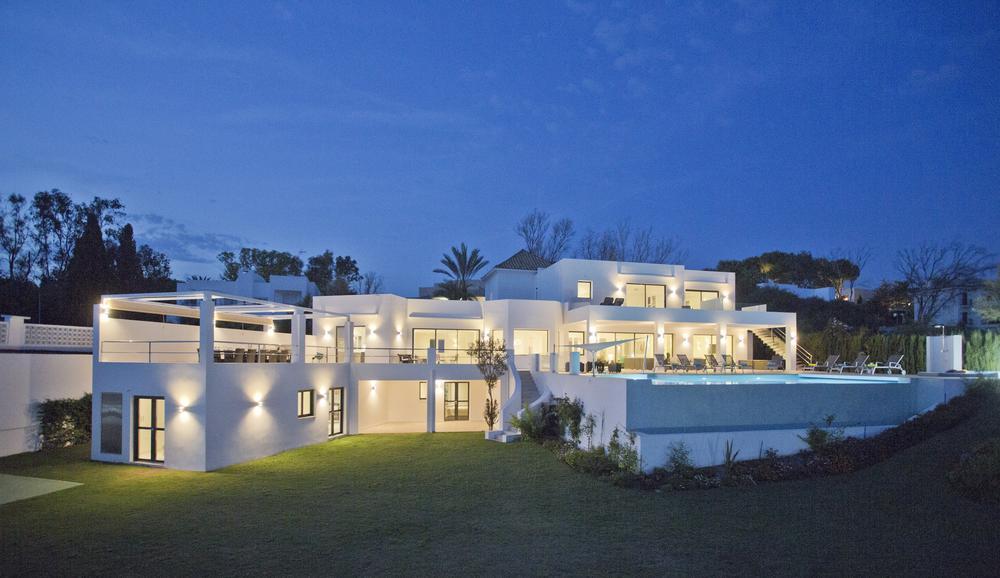 Villa Fossette, Luxury Villa in Elviria, Marbella, Spain