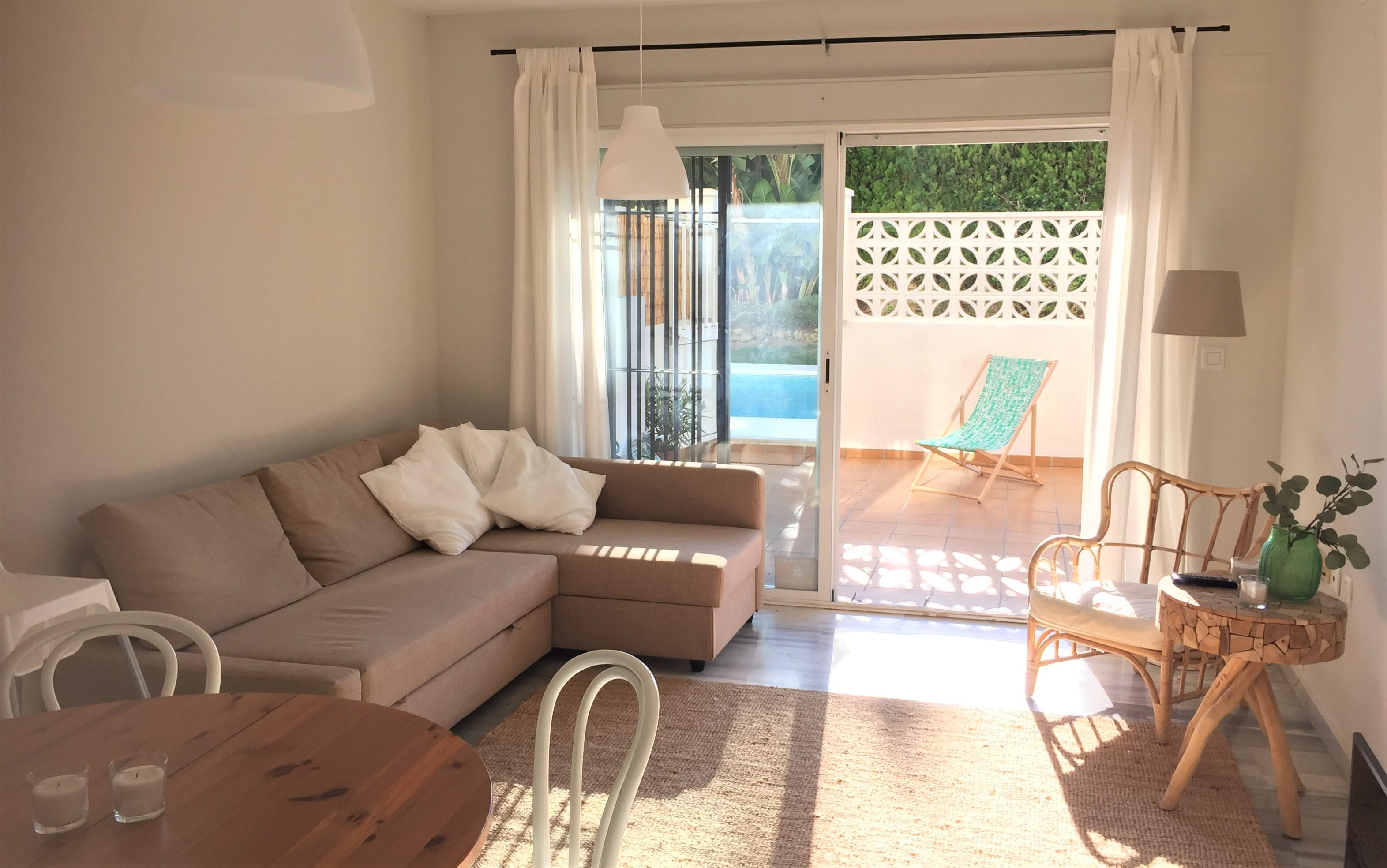 NELSON H, Apartment available for Holiday Rental in El Rosario, Marbella, Spain