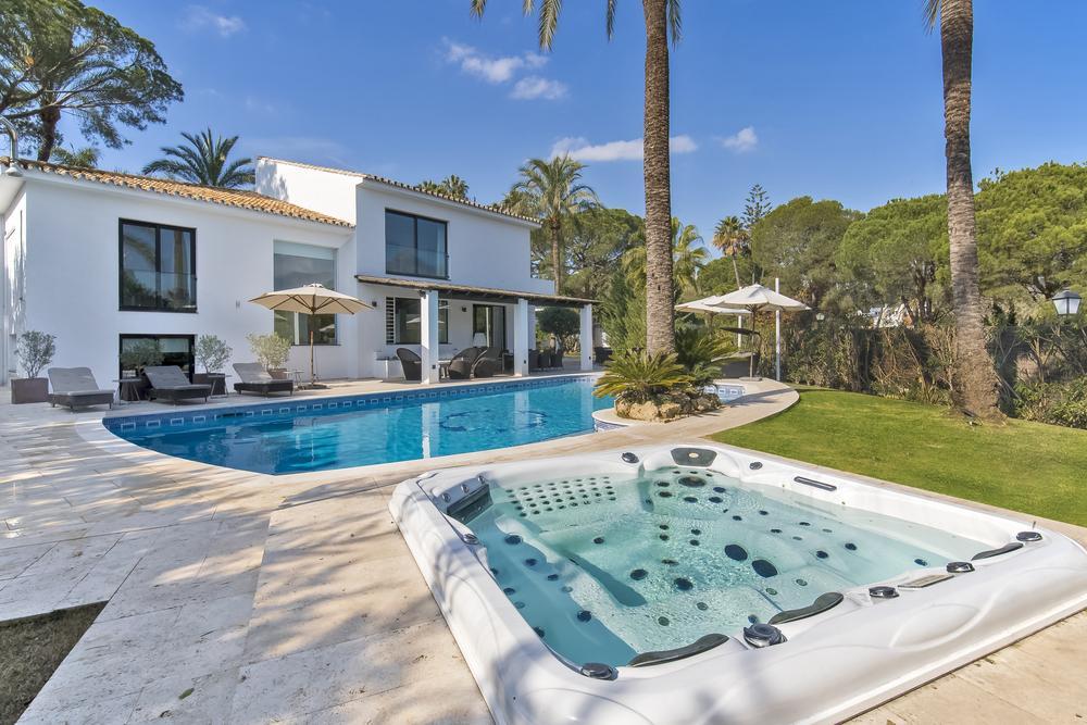 Villa La Corsa, Villa in Nueva Andalucia, Marbella, Spain