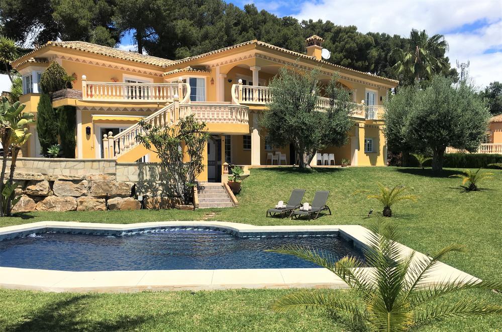 Villa Moorea, Villa in Hacienda Las Chapas, Marbella, Spain