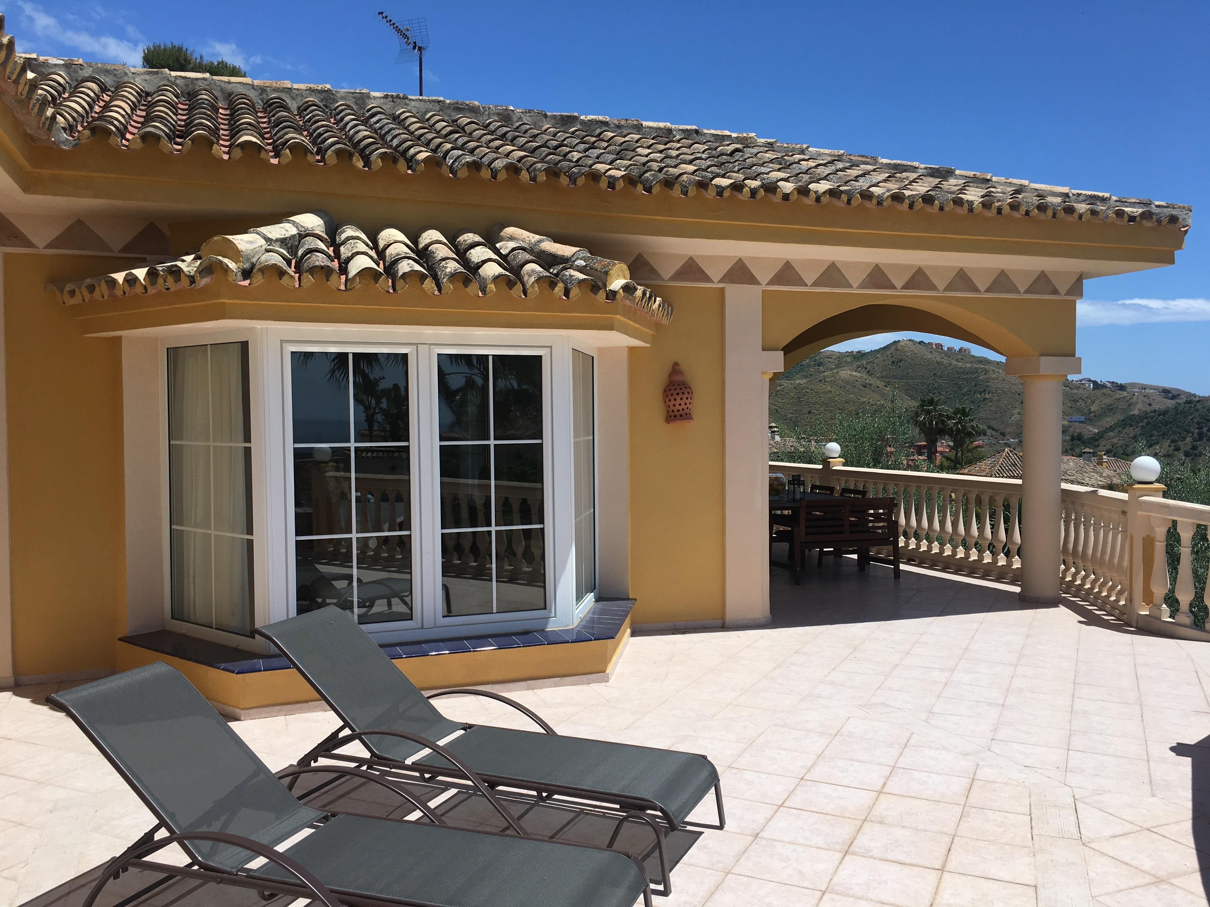 Villa Moorea, Villa available for Holiday Rental in Hacienda Las Chapas, Marbella, Spain