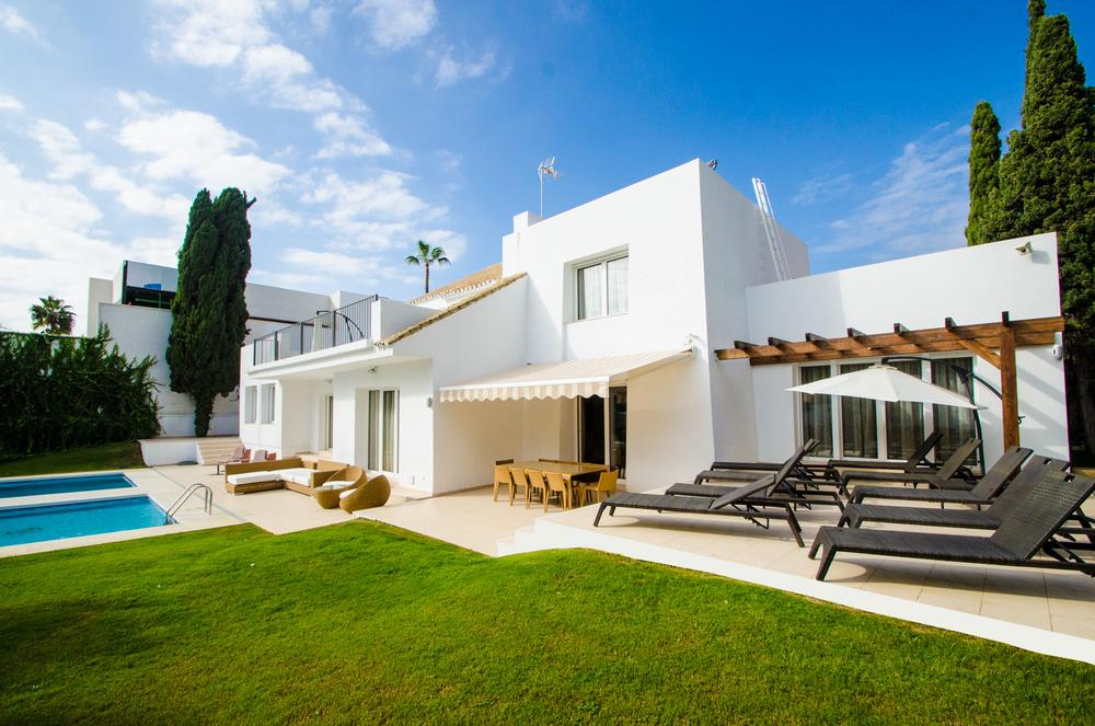 Villas Marina 7 bedrooms, Villa in Puerto Banus, Marbella, Spain
