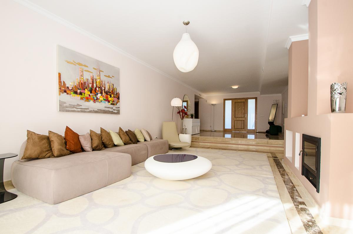 Villas Marina 7 bedrooms, Villa available for Holiday Rental in Puerto Banus, Marbella, Spain
