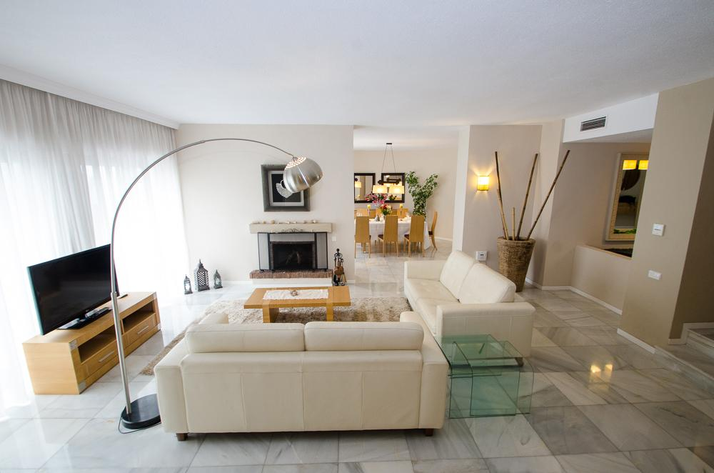 Villa Marina 5 bedrooms, Villa available for Holiday Rental in Puerto Banus, Marbella, Spain