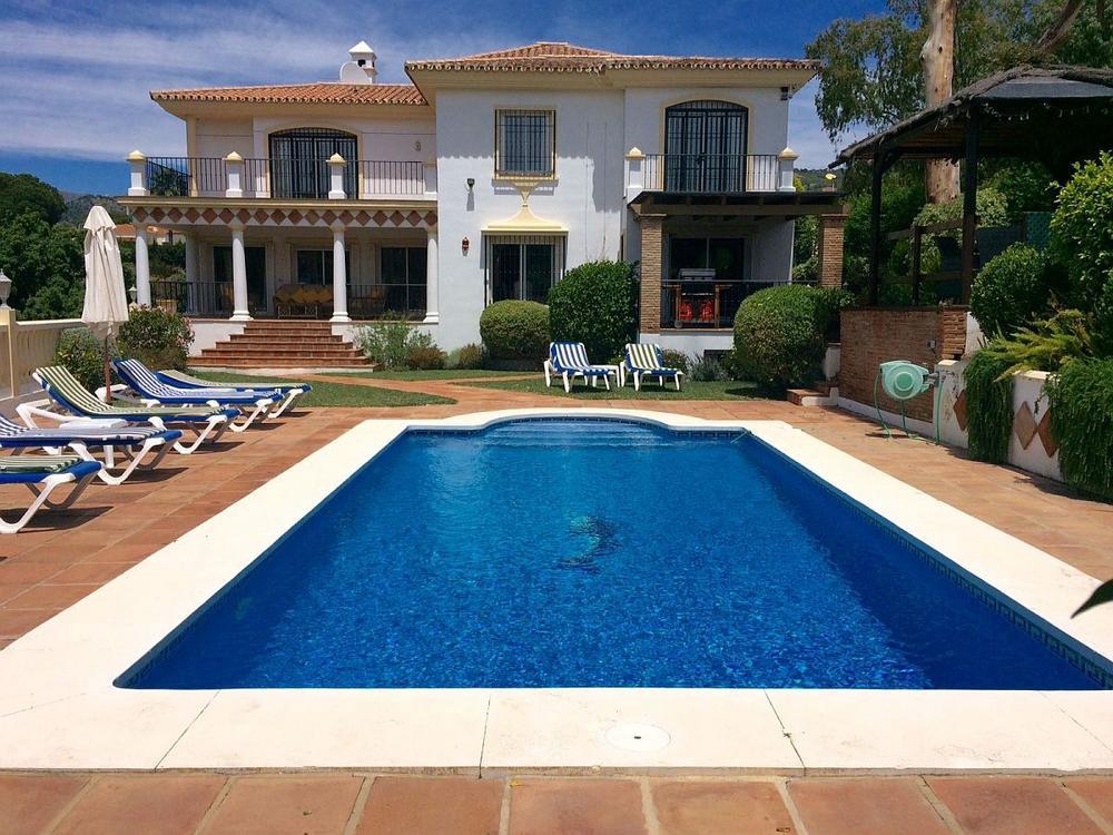 Casa de Carlos, Villa in Elviria, Marbella, Spain