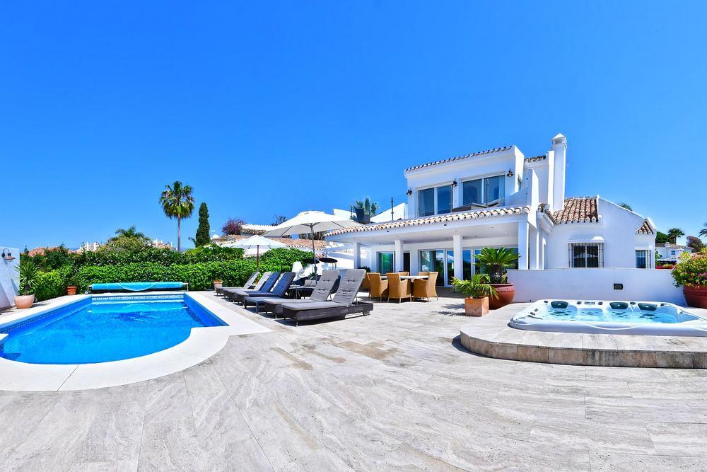 Villa Oriana, Villa in Las Chapas, Marbella, Spain