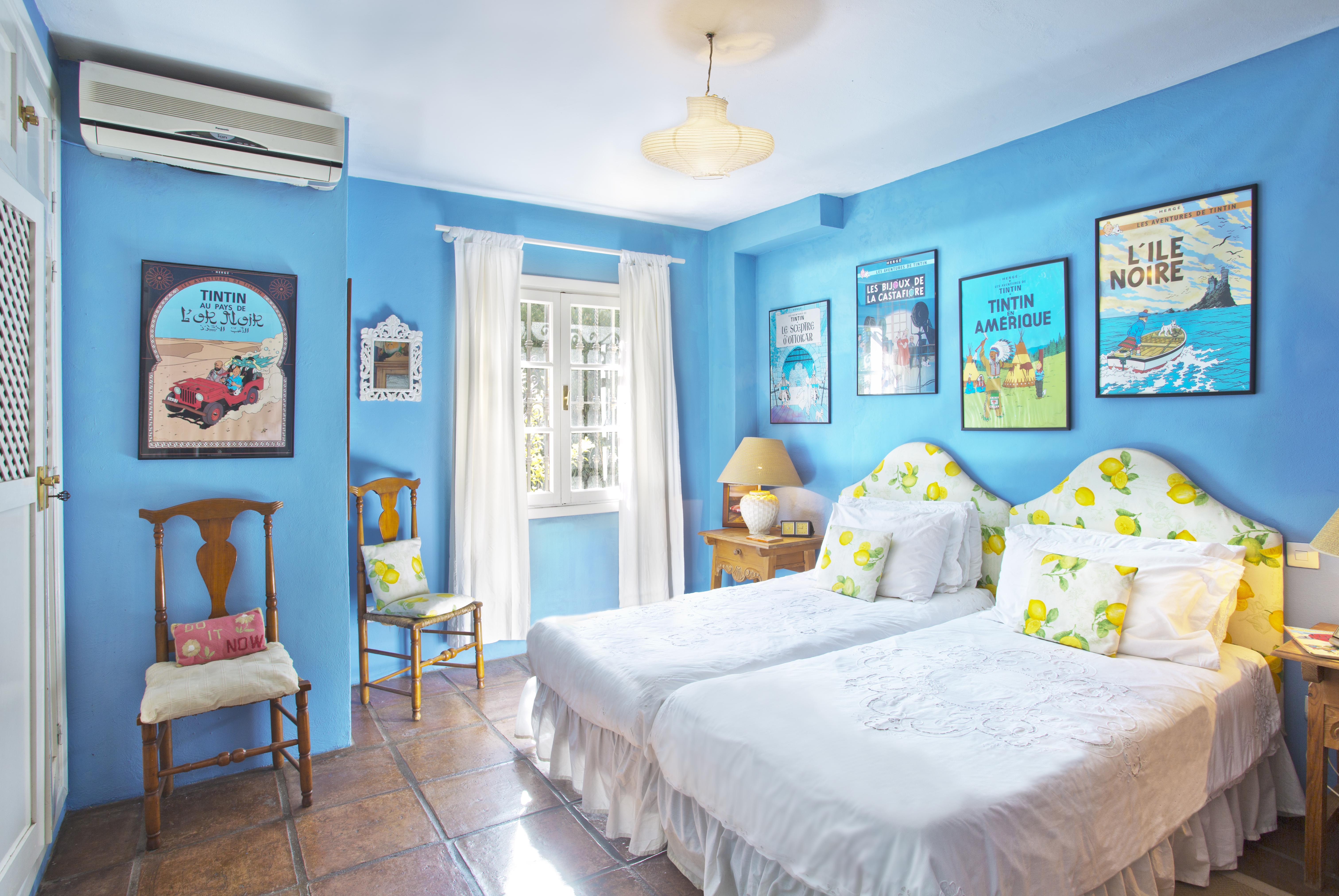 Casa Tarik, Villa available for Holiday Rental in Nagueles, Marbella, Spain