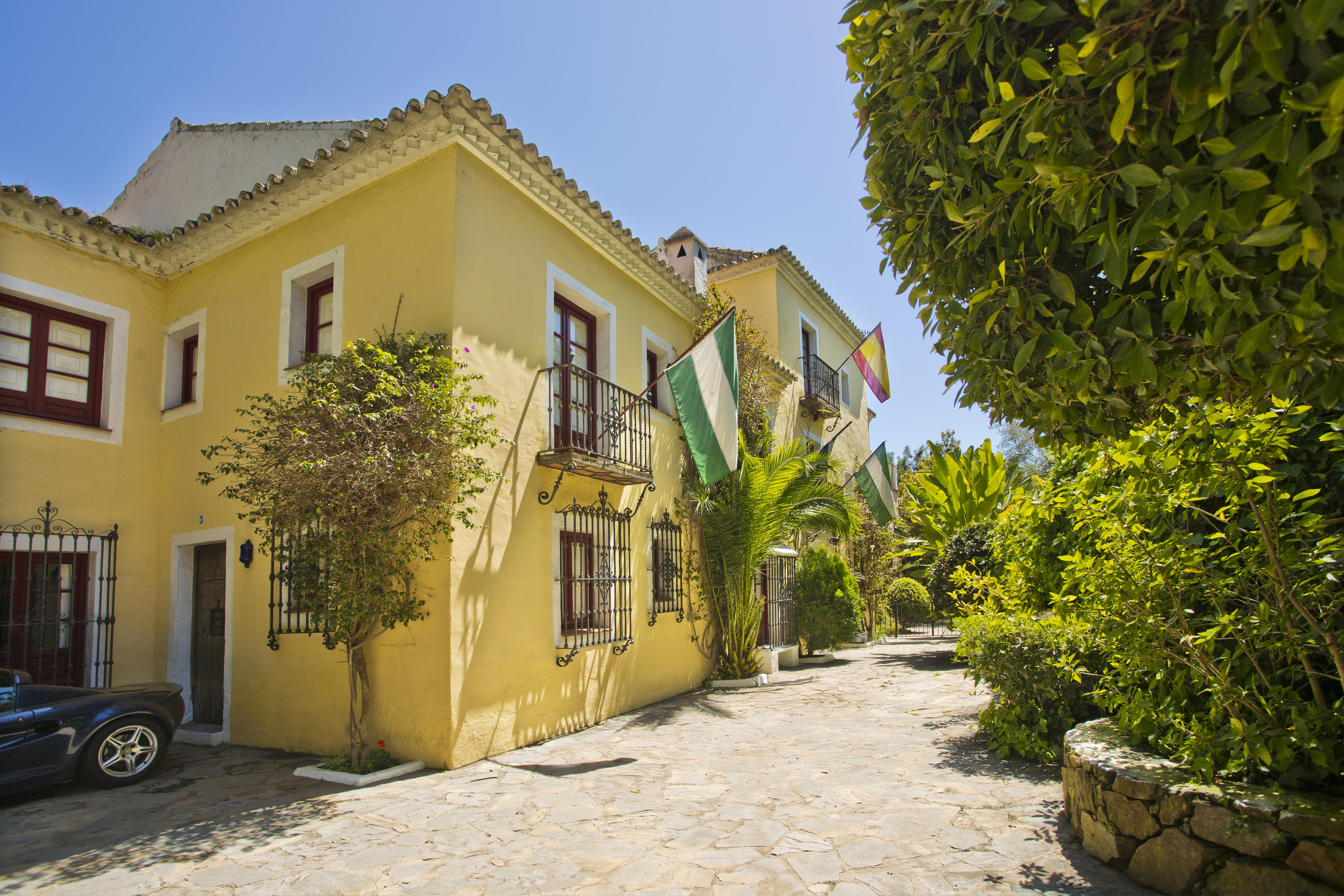 Casa Tarik, Villa available for Holiday Rental in Nagueles, Marbella, Spain