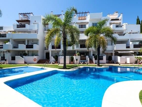 Alcazaba Gardens, Apartment available for Holiday Rental in Puerto Banus, Marbella, Spain