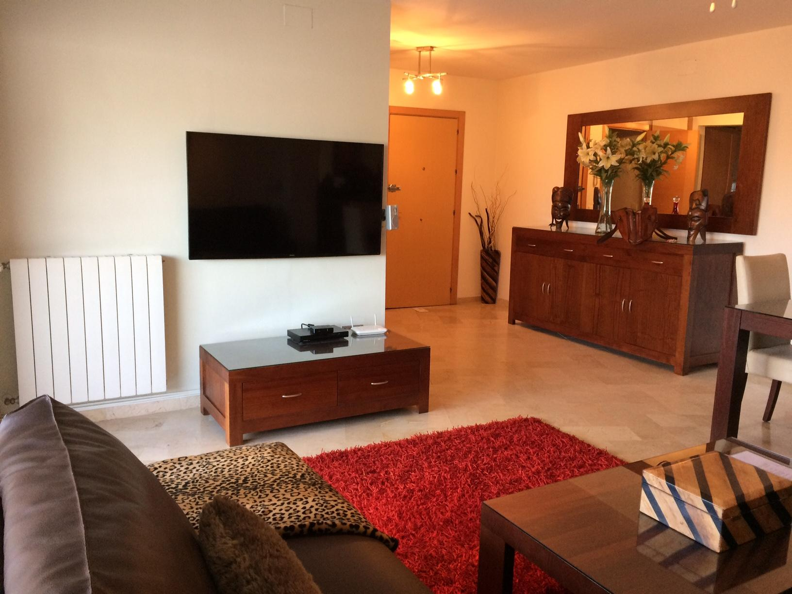 Parque Marbella II, Apartment available for Holiday Rental in Parque Marbella, Marbella, Spain