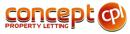 Concept Property Letting Ltd Logo
