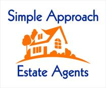 Simple Approach Estate Agents Logo