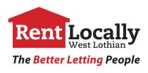 Rentlocally.co.uk Ltd (West Lothian) Logo