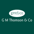 G M Thomson & Co (Newton Stewart) Logo