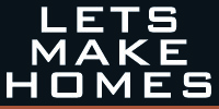 Lets Make Homes Logo