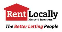 RentLocally (Moray and Inverness) Logo