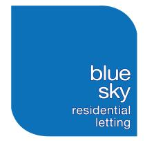 Blue Sky Residential Letting Logo