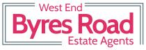 Byres Road Estate Agents Logo