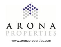 Arona Properties Ltd Logo