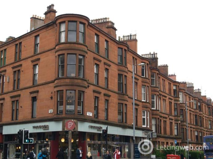 Property to rent in Byres Road