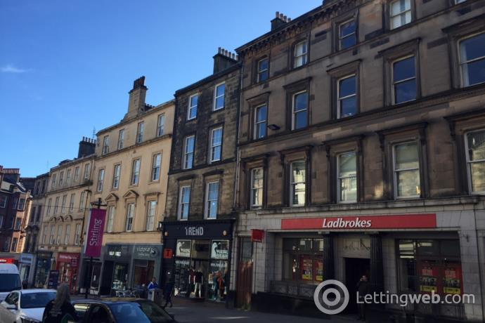 Property to rent in King Street, Stirling, FK8 1DN