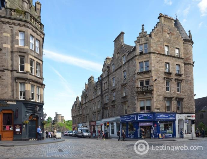 Property to rent in St Mary Street, Old Town, Edinburgh, EH1 1TA