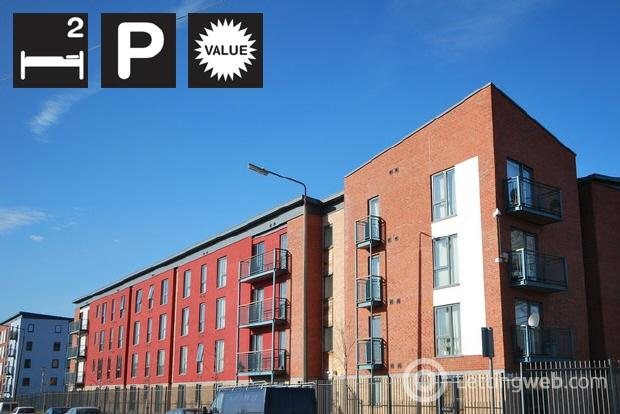 Property to rent in Quay 5, Ordsall Lane, Salford, M5 3NT