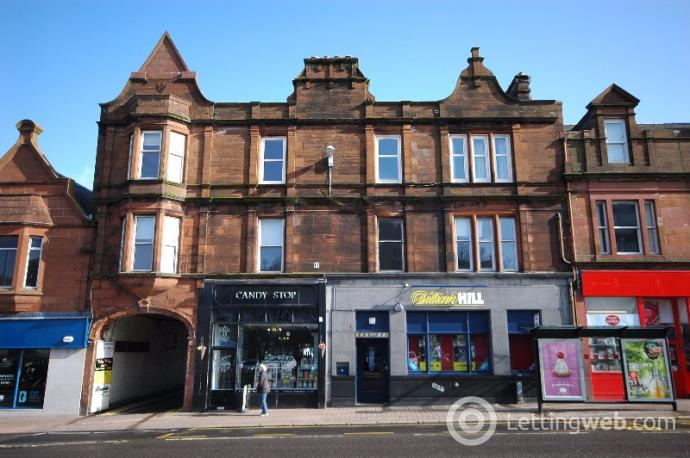 Property to rent in Burns Statue Square, Ayr, South Ayrshire, KA7 1SU