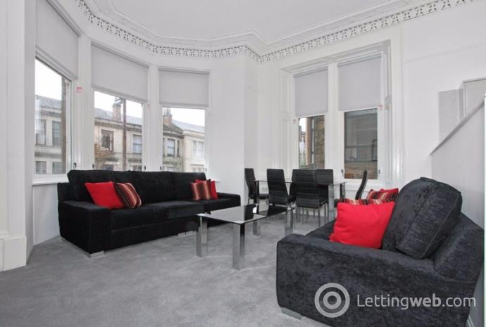 Property to rent in Clouston Street, North Kelvinside, Glasgow, G20 8QU
