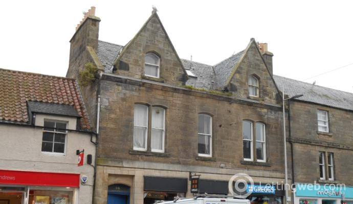 Property to rent in Market Street, St Andrews, Fife, KY16 9PD