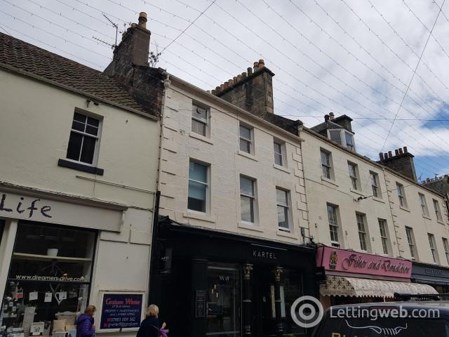 Property to rent in Church Street, St Andrews, Fife, KY16 9NW