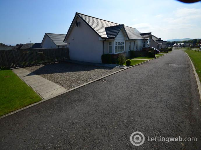 Property to rent in Lord Lyell Drive, Kirriemuir, Angus