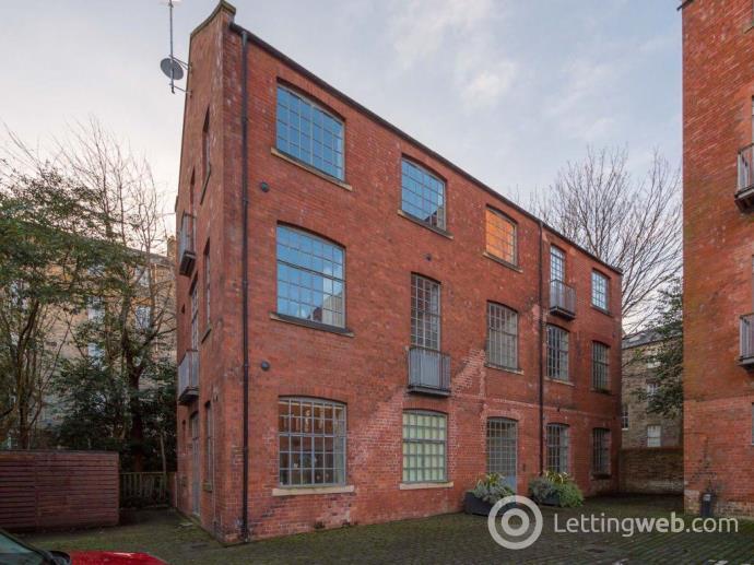 Property to rent in PATRIOTHALL, STOCKBRIDGE, EH3 5AY
