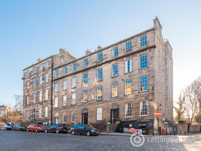 Property to rent in ST VINCENT STREET, NEW TOWN, EH3 6SW