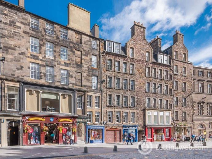Property to rent in HIGH STREET, OLD TOWN, EH1 1PW
