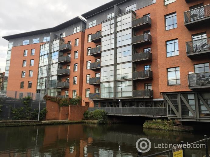Property to rent in Deansgate Quay, Castlefield, Manchester, M3