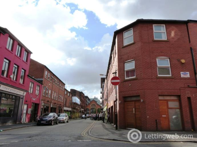 Property to rent in Oak Street, Nothern Quarter, Manchester, M4