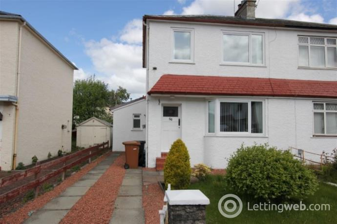 Property to rent in GIFFNOCK - Orchard Park Avenue - Three Bed. Unfurnished