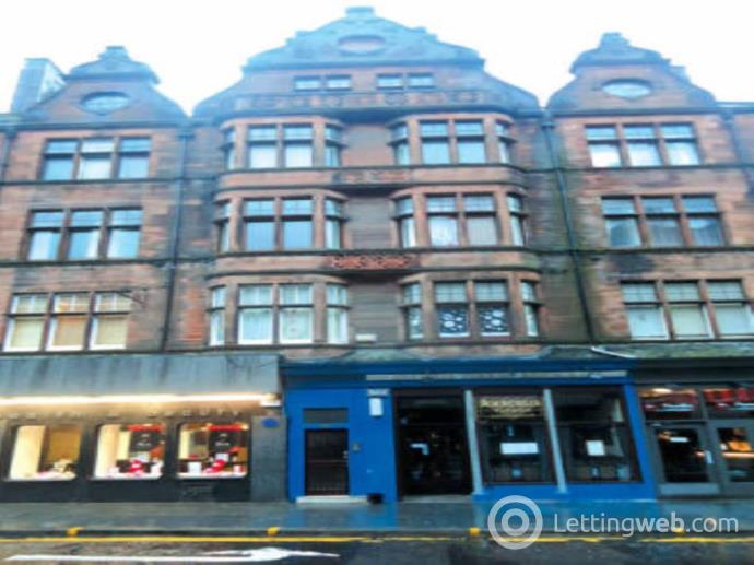 Property to rent in 93 1/1 Nethergate, Dundee,