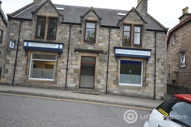 Property to rent in Flat 1, 28 Bonnethill Road, Pitlochry