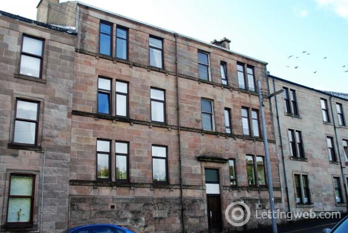 Property to rent in FURNISHED Brachelston Street GREENOCK