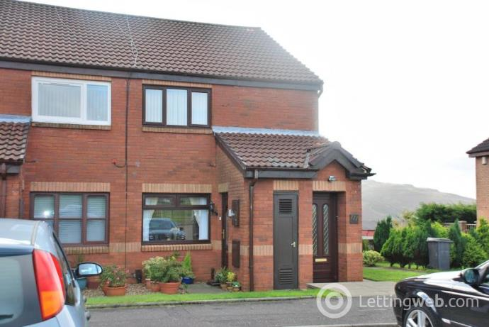 Property to rent in Bournmouth Road, GOUROCK UNFURNISHED