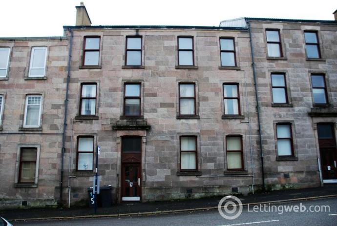Property to rent in Brachelston Street, GREENOCK UNFURNISHED