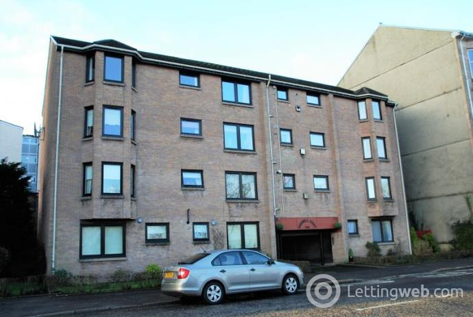 Property to rent in Cardwell Court, GOUROCK UNFURNISHED