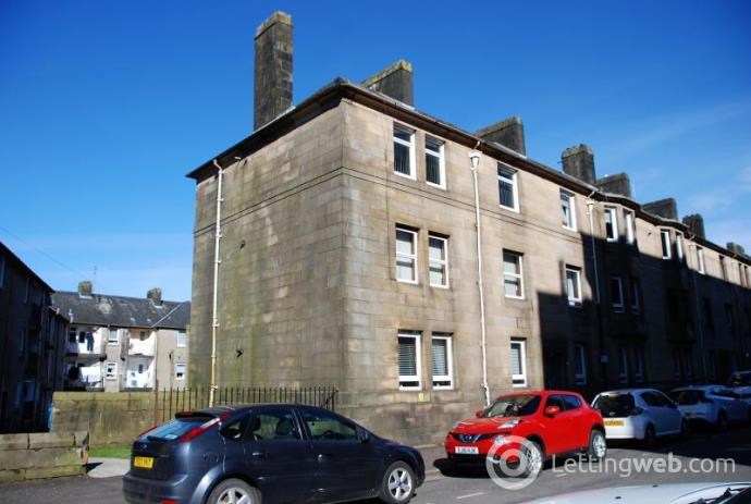 Property to rent in King Street, GREENOCK UNFURNISHED