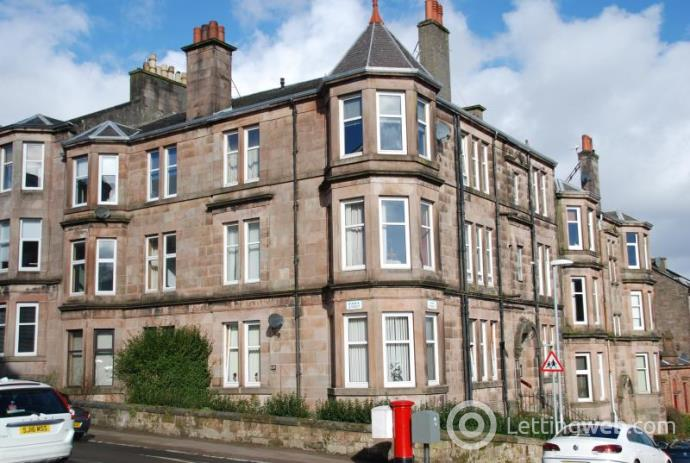 Property to rent in John Street, GOUROCK UNFURNISHED